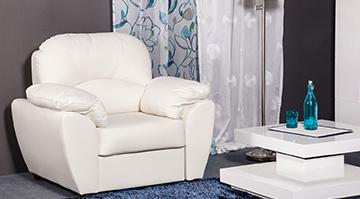 Кресла кожаные