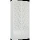 Шкаф распашной Лазурит белый двух-дверный 1812006004 - Командор