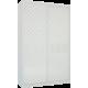 Шкаф-купе Лазурит белый двух-дверный 18160060014 - Командор