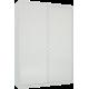 Шкаф-купе Лазурит белый двух-дверный 18180060016 - Командор