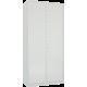 Шкаф распашной Лазурит белый двух-дверный 1812006001 - Командор